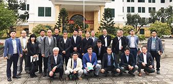 Tiếp đón đoàn cán bộ Hiệp hội nông nghiệp tỉnh Kanagawa, Nhật Bản thăm và làm việc tại Học viện Nông nghiệp Việt Nam