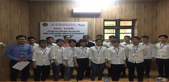 Trung tâm Cung ứng nguồn nhân lực liên tục tổ chức khai giảng các lớp đào tạo tiếng Nhật cho sinh viên thuộc chương trình Intership và kỹ sư