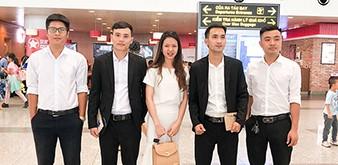 Tiễn chân đoàn thực tập sinh ngành Công nghiệp nhẹ sang Nhật Bản học tập và làm việc ngày 6/8/2018