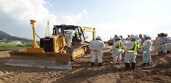 Tuyển 9 nam thực tập sinh ngành vận hành máy xây dựng tại Kanagawa Nhật Bản. Lương 33 triệu đồng/tháng chưa bao gồm làm thêm