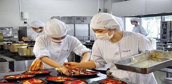 Tuyển 60 nữ thực tập sinh ngành chế biến thực phẩm đi làm việc tại các tỉnh Tokyo, Chiba, Kanagawwa, Saitaimai Nhật Bản. Lương 34 triệu đồng/tháng