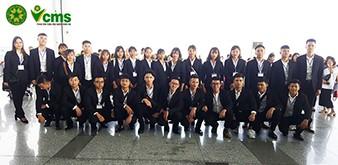 Tiễn đoàn thực tập sinh ngành Công nghệ thực phẩm sang Nhật Bản học tập và làm việc ngày 10/9/2018