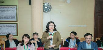 Công ty Hiroshima Gas, Công ty Asu Kaihatsu, và Đại học Hiroshima - Nhật Bản đến thăm và làm việc tại Học viện Nông nghiệp Việt Nam
