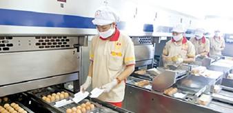 Thông báo tuyển Thực tập sinh ngành CNTP, Chương trình kiểm tra và thu hoạch trứng gà làm việc tại Nhật Bản tháng 9/2018