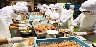 Thông báo tuyển dụng Thực tập sinh ngành Công nghệ thực phẩm tại Nhật Bản