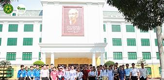 Ngày hội giao lưu các trường đại học Hàn Quốc tại Học viện Nông nghiệp Việt Nam
