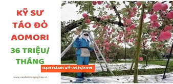 Tỉnh Aomori Nhật bản - Trải nghiệm tuyệt vời cho các kỹ sư nông nghiệp