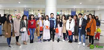 Cơ hội cho sinh viên Học viện Nông nghiệp Việt Nam thực tập tại nước ngoài