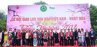 """""""Lễ hội TAIYOU MATSURI 2018"""": Sự giao thoa hai nền văn hóa Việt – Nhật"""