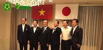 Kết thúc chuyến thăm tốt đẹp của đoàn cán bộ Học viện Nông nghiệp Việt Nam tại tỉnh Nagasaki Nhật Bản