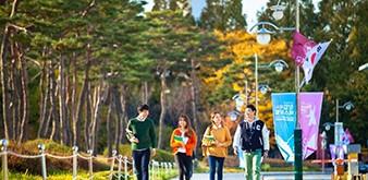 Cơ hội Du học Hàn Quốc chỉ có tại Học viện Nông nghiệp Việt Nam