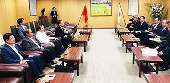 Thúc đẩy hợp tác giữa tỉnh Nagasaki và Học viện Nông nghiệp Việt Nam lên tầm cao mới